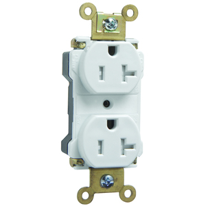 Pass & Seymour PTTR63-W TAMPER RESISTANT EHD