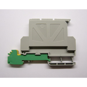 Allen-Bradley 1492-JDG3FB Terminal Block, 3 Level, Feed Through, Fuse Circuit, Ground Point