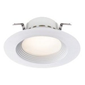 "Philips - Light To Go PRD5R129301W Retrofit Downlight, LED, 5""/6"" Round"