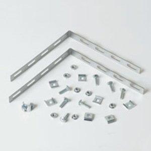 Cooper B-Line 90-DEGREE-KIT 90° Splice Bar & Hardware, Flextray