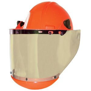 Salisbury AS1000HAT Arc Flash Face Shield with Hard Hat