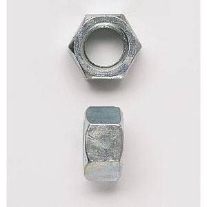"Bizline 1213HN316SS 1/2"" Finished Hex Nut, 316 Stainless Steel"