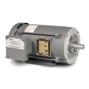 Baldor CM7014 1//.75hp,1740//1440rpm,3ph,60//50hz,56c