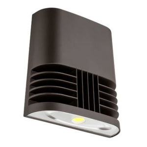 Lithonia Lighting OLWX1LED40W50KDDB LOW PROFILE WALL PACK LED 40 WATT LED 50K COLOR TEMPERATURE
