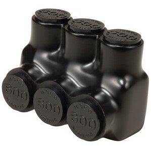 Ilsco PBTS-3-3/0 INSUL AL MECH (3) 3/0-6 SGL TUL CSA