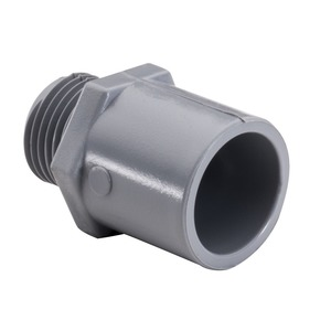 Topaz 1040 TPZ 1040 4IN PVC TERMINAL ADAPTERS
