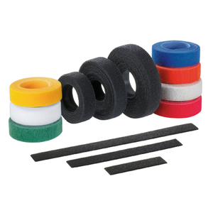HLS-15R0 CABLE TIES VELCRO BK.3/4X15FT