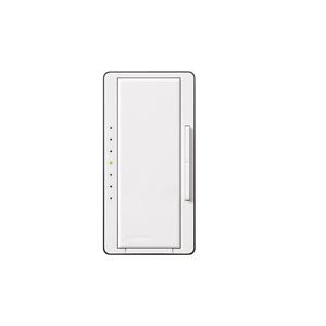 Lutron MALV-600-WH Decora Dimmer, 450W, Digital Fade, Maestro, White