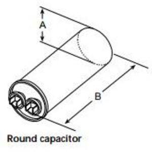 Holophane CA35 ROUND CAPICATOR