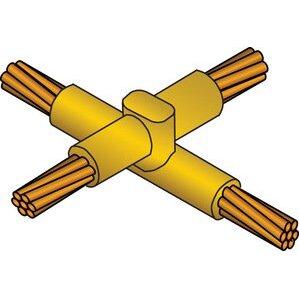 nVent Erico XBC1L1L Erc Xbc1l1l Mold,cable,horz X Lappe