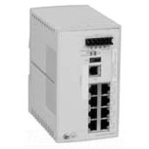Square D TCSESM083F23F0 CONNEXIUM MANAGED SWITCH 8TX