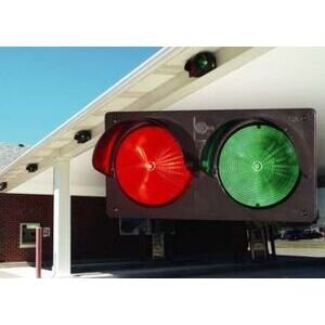 Alkco 207H Horizontal Mount Traffic Signal Light