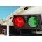 Alkco 207H Horizontal Mount Traffic Signal Light