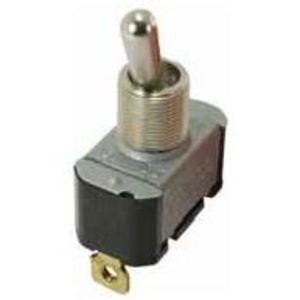 Eaton 7500K14 Toggle Switch, 1PST, 3 Position, 15A @125VAC, 10A @ 250VAC, 3/4HP