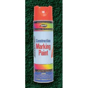 Dottie 1392 All Purpose Marking Paint, Fluorescent Orange, 20 Ounce