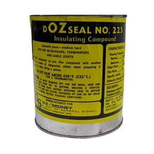 OZ Gedney DOZ-230-Q OZG DOZ-230-Q 1 QT SEALING INSLG CO