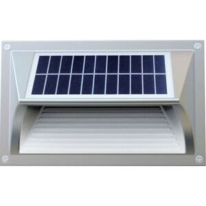 Light Efficient Design RP-SSL-1W-40K-BK-G1 Solar Step Light