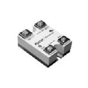 Tyco Electronics SSR-240A25 Fork Terminal, nylon insulated, 12 - 10 AWG, #6 stud size, funnel entry