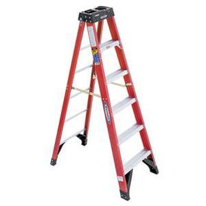 Werner Ladder 6305 5' Step Ladder, 375 lbs