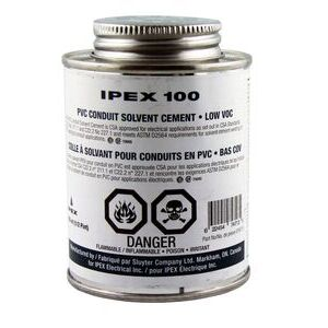 S100PT5 PVC CONDUIT CEMENT 250ML