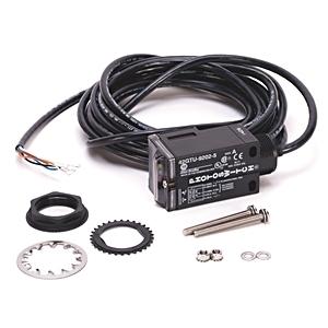 Allen-Bradley 42GTU-9202-5 Sensor, Photoelectric, Polarized Retro-Reflective, 70-264V AC/DC