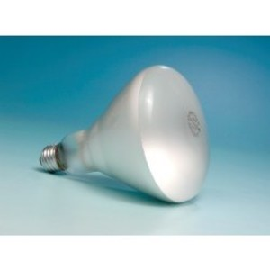 SYLVANIA 50BR40/HAL-120V Halogen Lamp, BR40, 50W, 120V