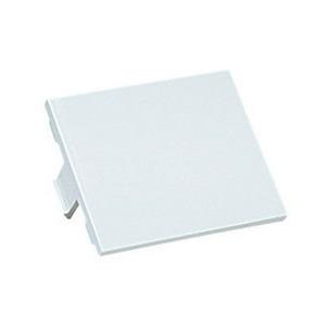 Panduit CHB2WH-X 1/2 Blank Insert, White
