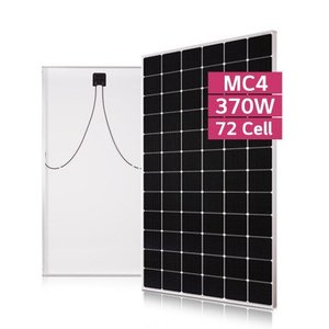 LG Electronics USA LG370N2W-G4 NeON 2 Module, 72 Cell, Monocrystalline