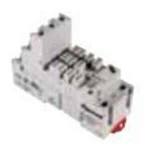 SE Relays 70-463-1 Mounting Socket, 11 Pin, Screw Terminals, DIN Rail Mount