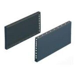 Rittal 8602080 0200H0800D TS PLINTH SIDE TRIM RAL7022T