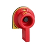 GS1AH102 HANDLE FOR COMP GS1 SWT RED/YL