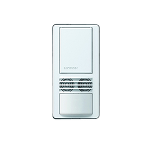 Lutron MS-A102-WH Occupancy/Vacancy Sensor, 6A Lighting, 4.4A Fan