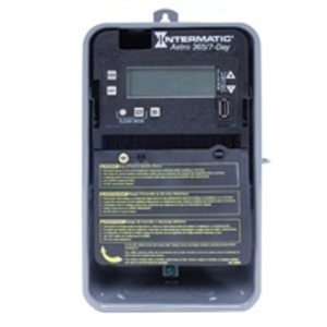 Intermatic ET2815CR Electronic Control, 365/7-Day Astronomic