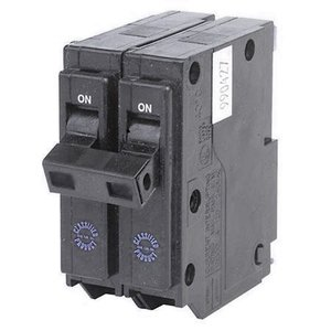 Eaton CHQ215 Breaker, 15A, 2P, 240V, 10 kAIC, Classified