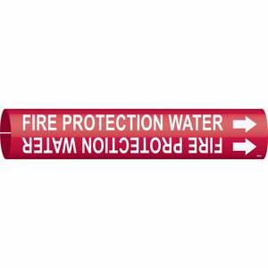 4060-B 4060-B FIRE PROT WATER/RED/B
