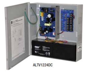 Altronix ALTV1224DC ALT ALTV1224DC POWER SUPPLY
