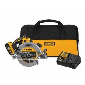 DEWALT DCS570P1 20V Max Cordless Circular Saw Kit, 5.0 Ah