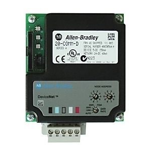 Allen-Bradley 20-COMM-D Communications Adapter, DeviceNet for PowerFlex Drives