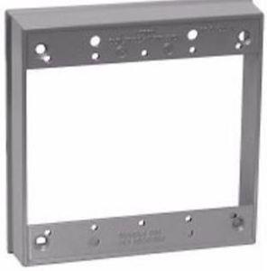 Cooper Crouse-Hinds TP7123 2 G WP EXTEN 1 DP GRAY
