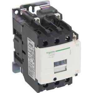 Square D LC1D50G7 Contactor, Definite Purpose, 50A, 3P, 600VAC, 300VDC, 120VAC Coil