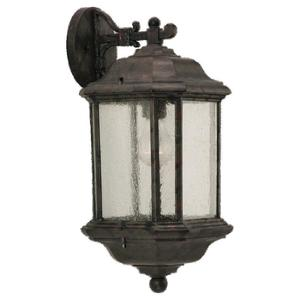 Sea Gull 84030-746 1l Wall Lantern Oxford Bronze