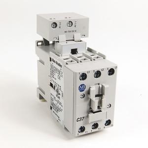 100-C37J00 A-B CONTACTOR 37 AMPS