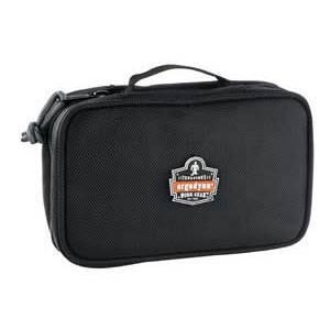 Ergodyne 13220 2 Pocket Small Clamshell Organizer, Black