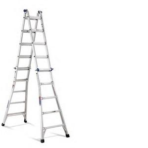 Werner Ladder MT-26 ROPE HLL W/D-ANCHORS 100'