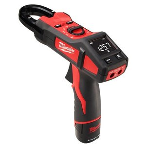 Milwaukee 2239-21 The CLAMP-GUN™ M12™ Cordless LITHIUM-ION Clamp Meter