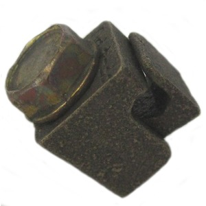 Penn-Union FF-4 6-4 AWG Bronze Solderless Lug