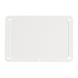 Brady 87697 POLYPROP.TAG,WHITE, 2.5 IN X 4.0 IN