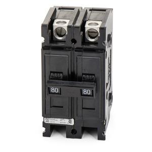 Eaton QC2080 Eaton QC thermal magnetic circuit breaker