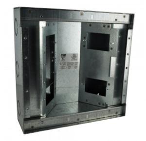 FSR WB-X2-GNG BACK BOX, TWO 1-GANG