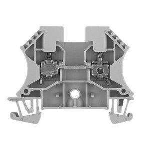 Allen-Bradley 1492-J4-W Terminal Block, 35A, 600V AC/DC, White, 4mm, Feed Through